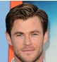 Hairstyle [10579] - Chris Hemsworth, short hair straight