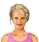 Hairstyle [10475] - party and glamorous