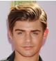 Hairstyle [10546] - Garrett Clayton, short hair straight