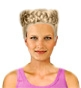 Hairstyle [10235] - wedding, bridal