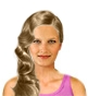 Hairstyle [10490] - party and glamorous