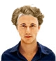 Hairstyle [9915] - man hairstyle, short hair wavy