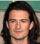 Hairstyle [10070] - Orlando Bloom, long hair straight
