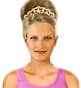 Hairstyle [10156] - wedding, bridal