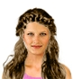 Hairstyle [10683] - party and glamorous