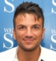 Hairstyle [6046] - Peter Andre, short hair straight