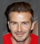 Hairstyle [8778] - David Beckham, short hair straight