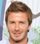 Hairstyle [4711] - David Beckham, short hair straight