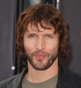 Hairstyle [295] - James Blunt, long hair straight