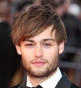 Hairstyle [6481] - Douglas Booth, medium hair straight