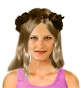 Hairstyle [9868] - party and glamorous