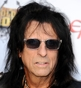 Hairstyle [9064] - Alice Cooper, long hair straight