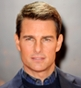 Hairstyle [5988] - Tom Cruise, short hair straight