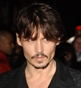 Hairstyle [547] - Johnny Depp, short hair curly