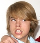 Hairstyle [6849] - Dylan Sprouse, medium hair straight