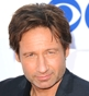 Hairstyle [6822] - David Duchovny, medium hair straight