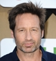 Hairstyle [8098] - David Duchovny, short hair straight