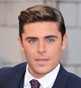 Hairstyle [6537] - Zac Efron, short hair straight