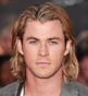 Hairstyle [8406] - Chris Hemsworth, long hair straight