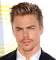 Hairstyle [6823] - Derek Hough, medium hair straight