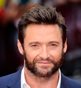 Hairstyle [8047] - Hugh Jackman, medium hair straight