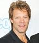 Hairstyle [3094] - Jon Bon Jovi, short hair straight