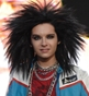 Hairstyle [754] - Bill Kaulitz, medium hair wavy
