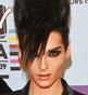 Hairstyle [3173] - Bill Kaulitz, long hair straight