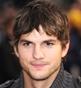 Hairstyle [1254] - Ashton Kutcher, short hair wavy
