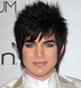 Hairstyle [3453] - Adam Lambert, short hair straight