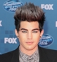 Hairstyle [5285] - Adam Lambert, medium hair straight