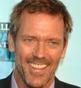Hairstyle [2314] - Hugh Laurie, short hair straight