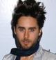 Hairstyle [3501] - Jared Leto, medium hair straight