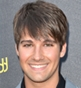 Hairstyle [6723] - James Maslow, medium hair straight