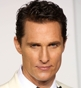 Hairstyle [8855] - Matthew McConaughey, short hair straight