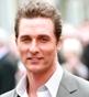 Hairstyle [999] - Matthew McConaughey, short hair straight