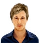 Hairstyle [3634] - man hairstyle, short hair straight