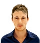 Hairstyle [6061] - man hairstyle, short hair straight