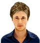 Hairstyle [2516] - man hairstyle, short hair wavy