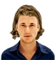 Hairstyle [2459] - man hairstyle, medium hair wavy