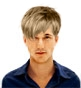 Hairstyle [4059] - man hairstyle, short hair straight