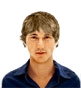 Hairstyle [1252] - man hairstyle, short hair wavy
