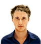 Hairstyle [1090] - man hairstyle, short hair wavy