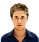Hairstyle [3016] - man hairstyle, short hair wavy
