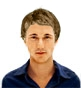 Hairstyle [3015] - man hairstyle, short hair wavy