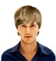 Hairstyle [2060] - man hairstyle, short hair straight