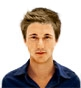 Hairstyle [2967] - man hairstyle, short hair wavy