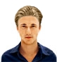 Hairstyle [2889] - man hairstyle, short hair straight