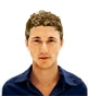 Hairstyle [1034] - man hairstyle, short hair curly