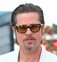 Hairstyle [5867] - Brad Pitt, long hair straight